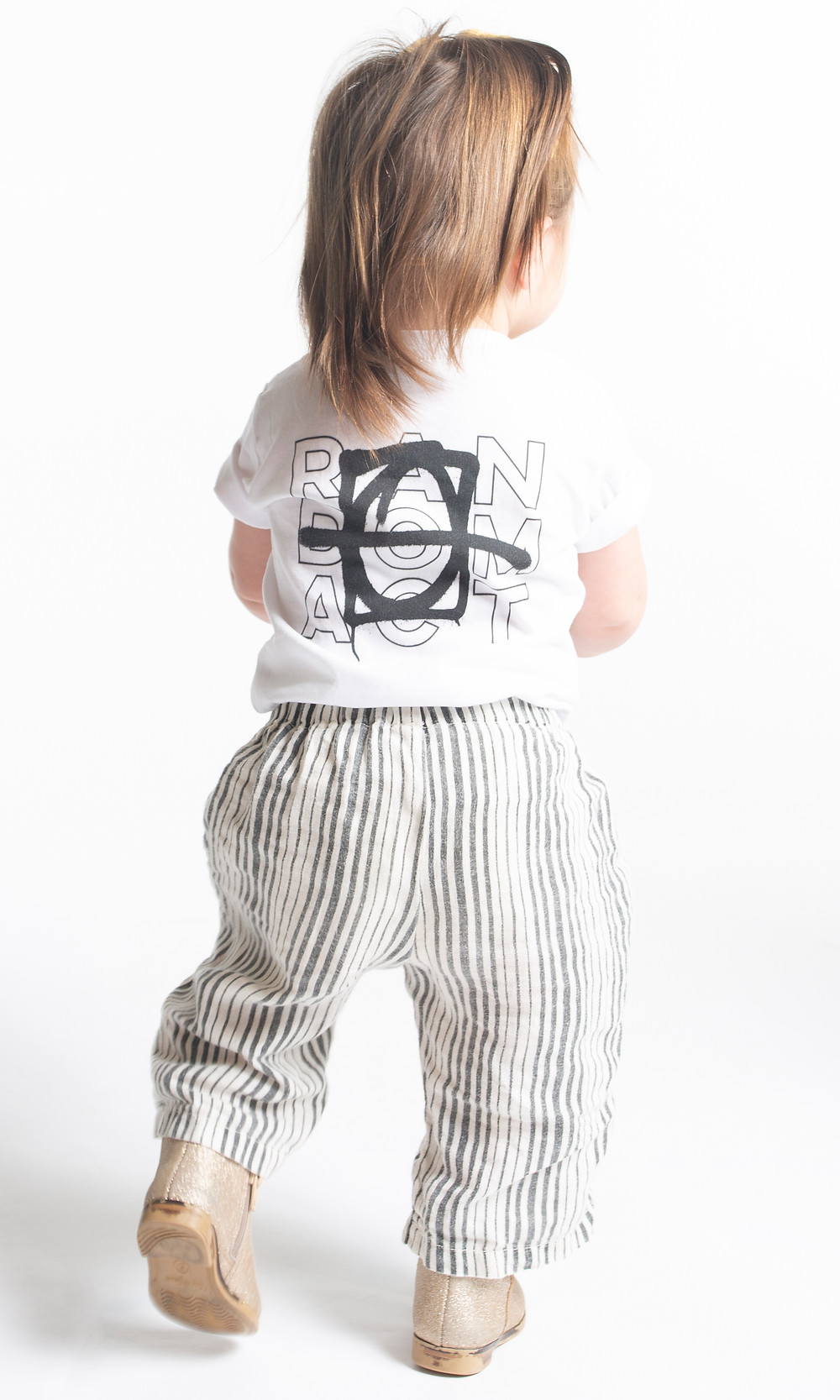 Pure Love Random Act Organic Baby T-shirt