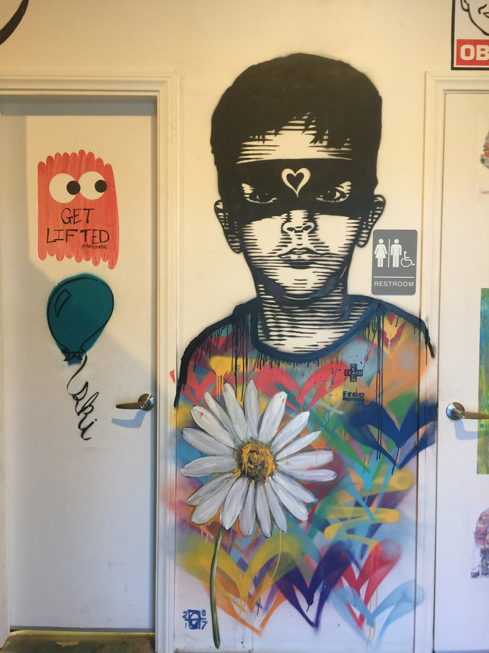 Street Art Residency in San Clemente
