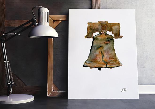 sm promo 5 orange liberty bell lamp.jpg