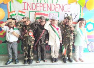 Intian itsenäisyyspäivä 15.8.2017