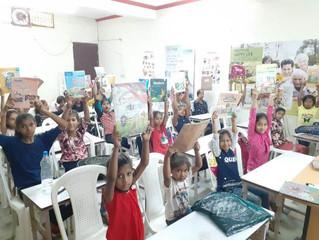 Agran koulun kymmenes lukuvuosi alkanut!