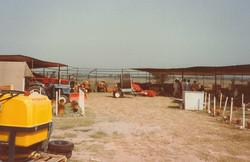 Tunisia: Centro meccanizzazione agr.