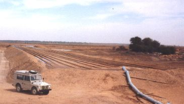 Senegal: Irrigation project