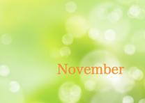 11月カウンセリングスケジュール/エキスパートクラス日程