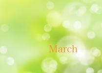【追加】3月カウンセリングスケジュール