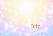7月カウンセリングスケジュール/エキスパートクラス日程