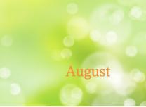 8月カウンセリングスケジュール/エキスパートクラス日程