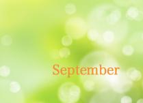 9月カウンセリングスケジュール/エキスパートクラス日程