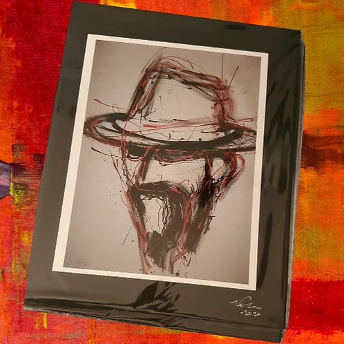 Cowboy - Limited Print