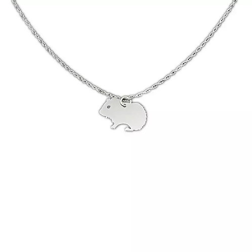 Guinea Pig Necklace