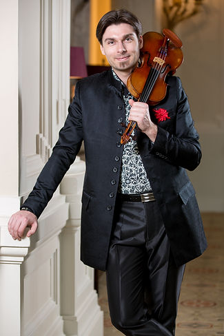 Andreï Bernoff violon tzigane