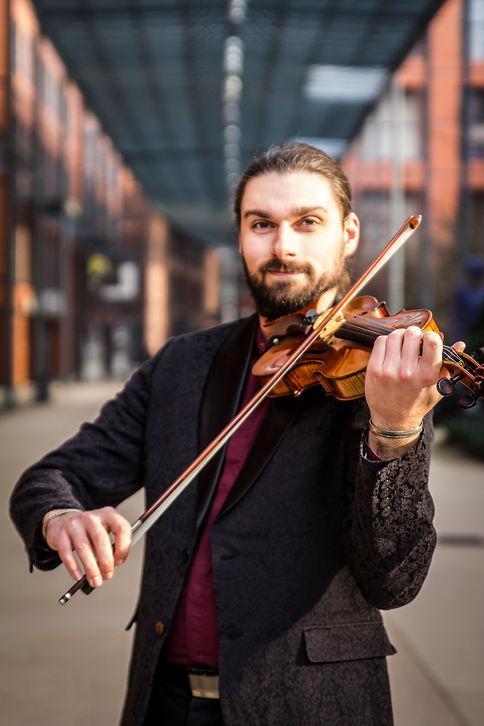 Andreï Bernoff, violon tzigane - Maria B