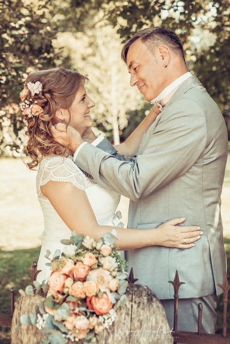 Hochzeit, Brautpaarshooting