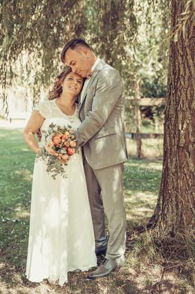 Hochzeit 2020, Waldvogel Leipheim. Braut