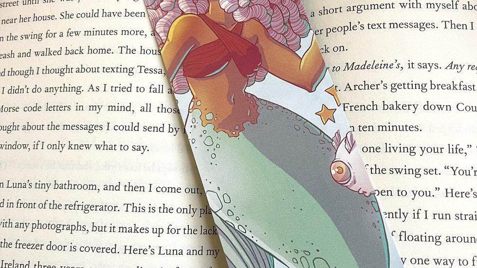 Bookmark - Mermaid And Friends