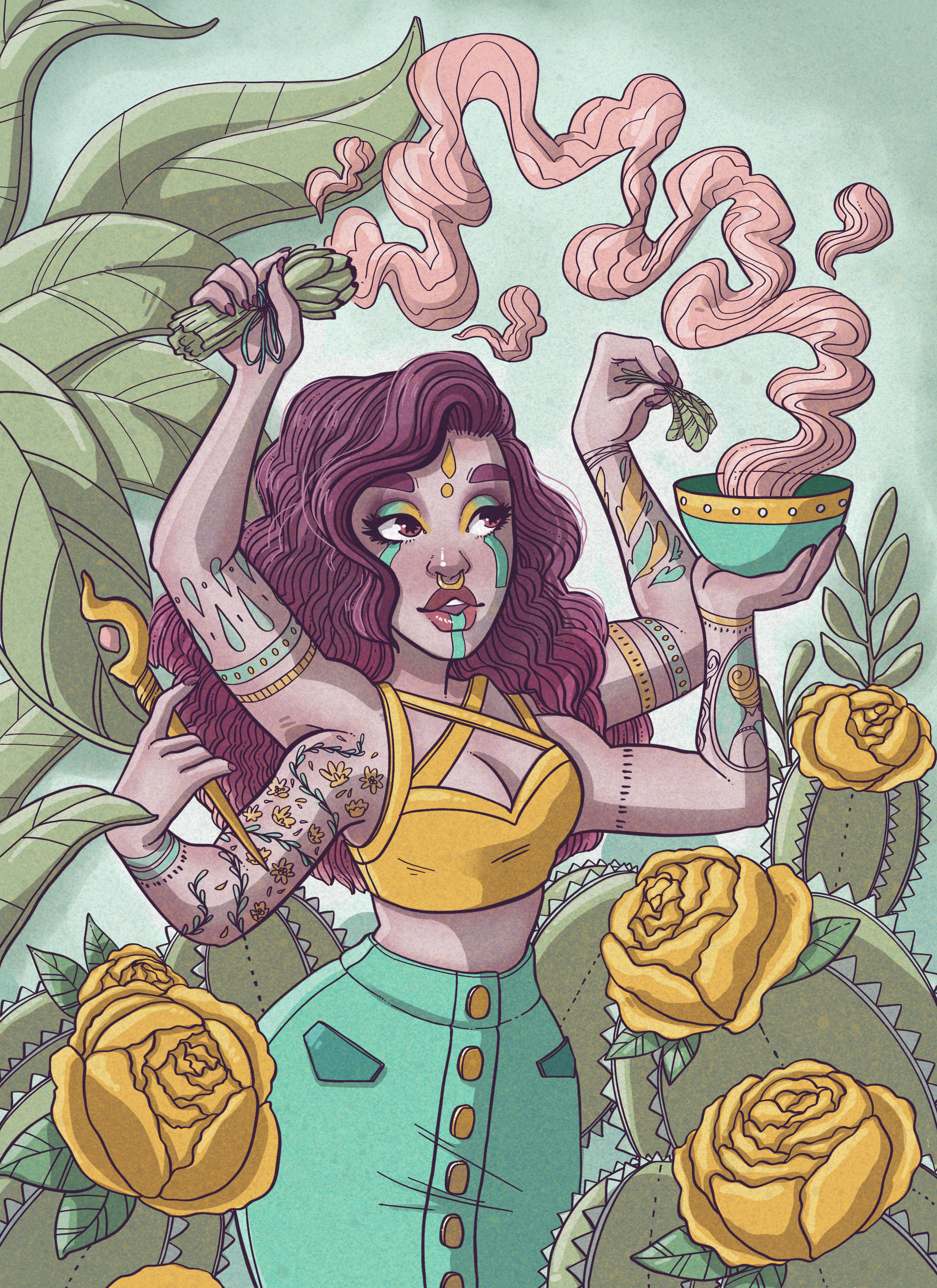 Goddess Ritual