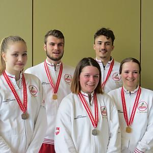 Championnats Suisse de fleuret, Senior, Tolochenaz