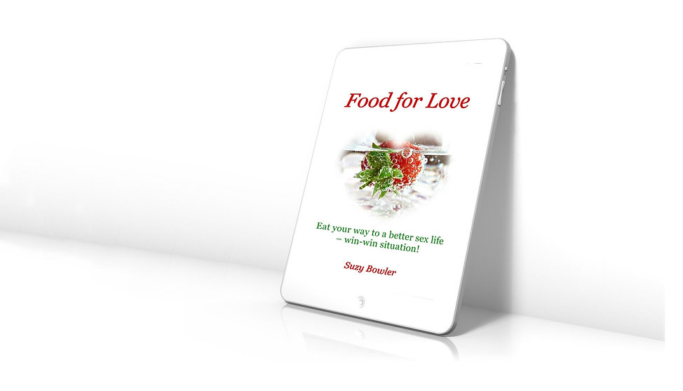 Food for Love by Suzy Bowler