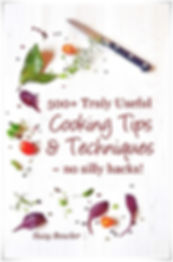 truly useful cooking tips