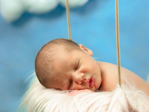 Fotografia de recém nascido/ Newborn - Gustavo 7 dias