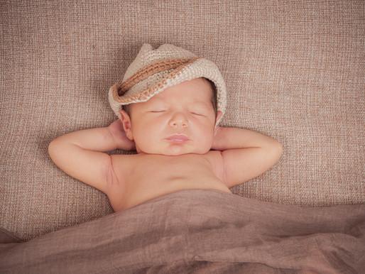 Ensaio Fotográfico de Newborn do Noah