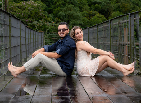 Pré-wedding Fernanda e Cesar