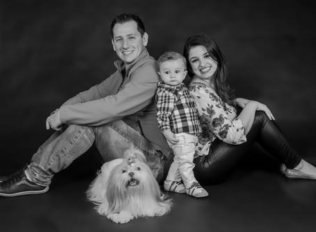 Como escolher as roupas para um ensaio fotográfico em família