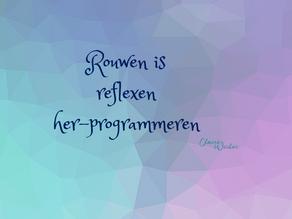 Rouwen is reflexen her-programmeren