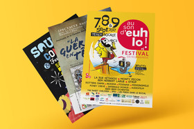 FLYERS ou TRACTS PUBLICITAIRES