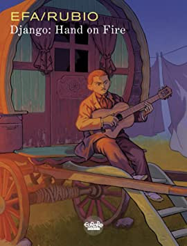 Django: Hand on Fire