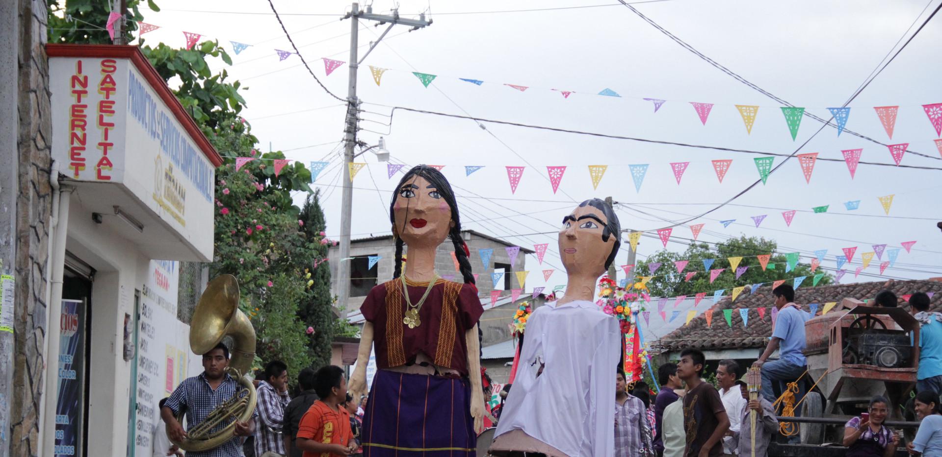 Fiesta San Juan Guichicovi