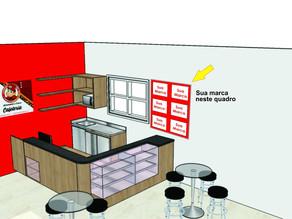 Sua marca no café do maior e mais importante Sindicato das escolas particulares do Brasil.