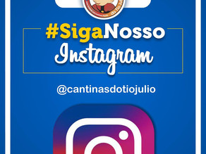 Instagram Cantinas do Tio Julio