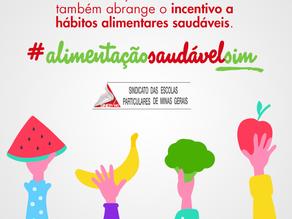 Proibições nas cantinas, refeitórios, pertencentes as Escolas Particulares de Minas Gerais.