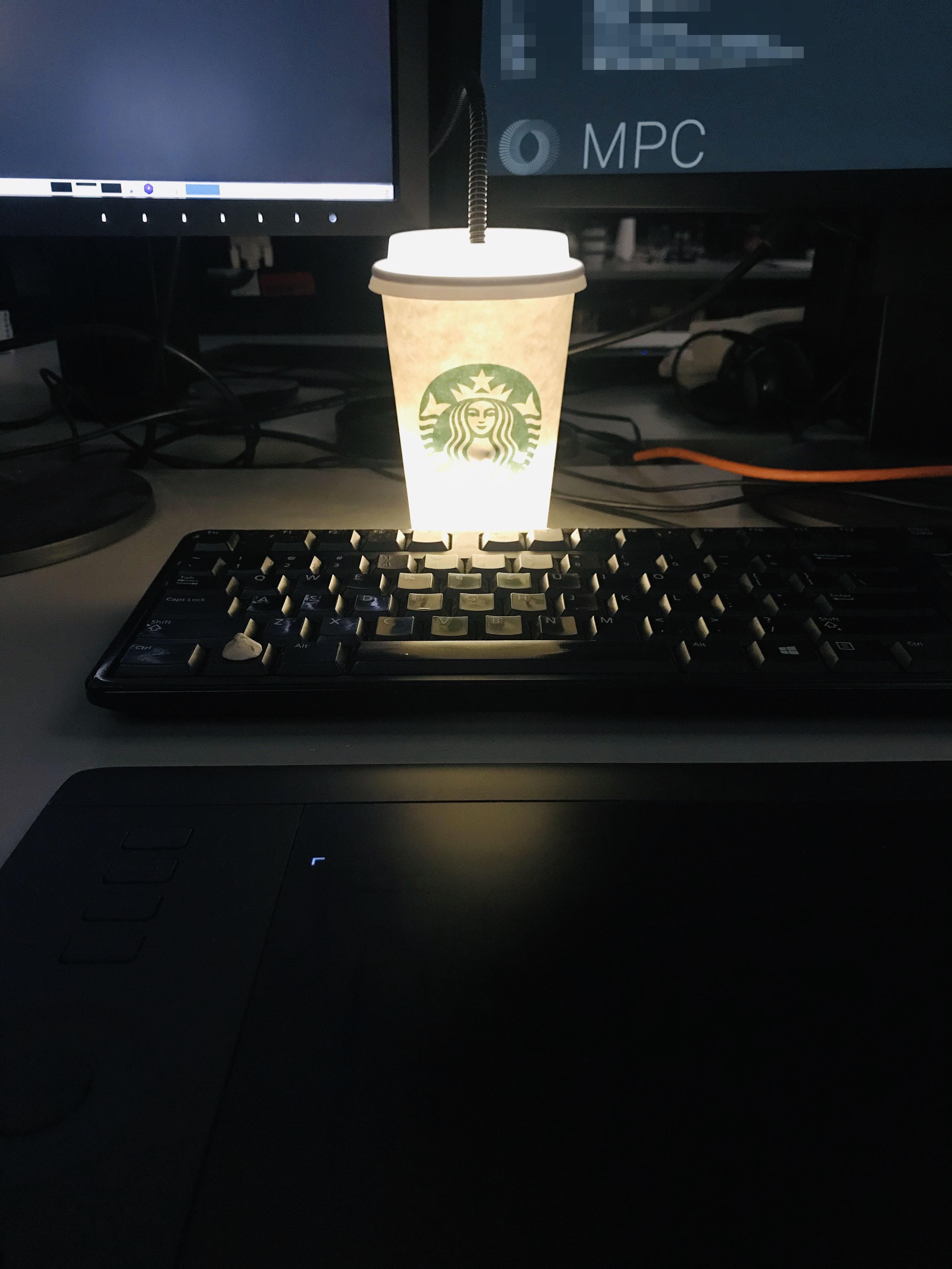 StarBuck_lamp