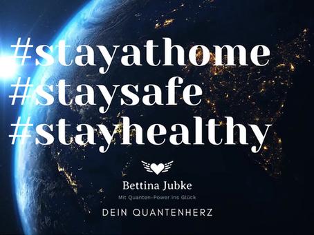 Bleib daheim und mach es Dir gemütlich...