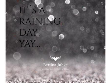 Auch graue Tage helfen...