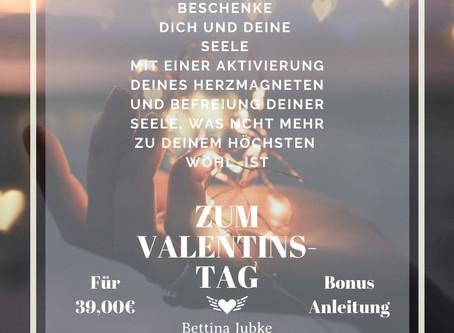 Liebe für Deine Seele zum Valentinstag