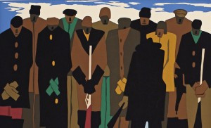 Jacob_Lawrence- The Legend of John Brown