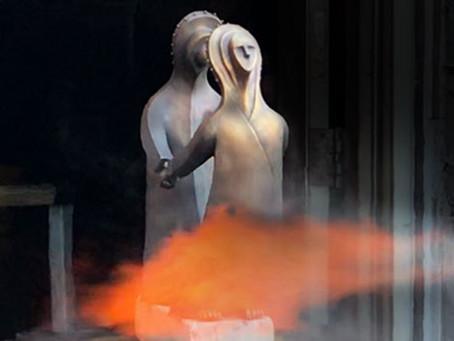 """Paul Kroner: """"Allegories in Bronze"""" opens at Gallery OTR"""