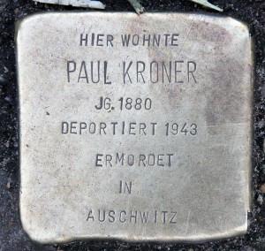 Paul_Kroenr_gravestone