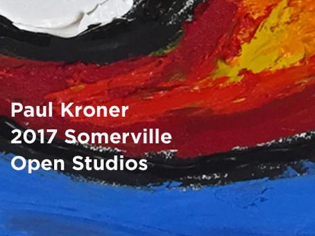 Open Studios May 6-7, 2017