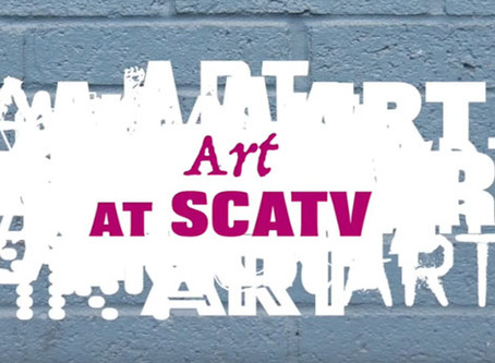 Kroner Portrait Show & interview at SCATV