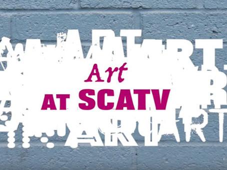 Kroner Portrait Show & interview at SCATV
