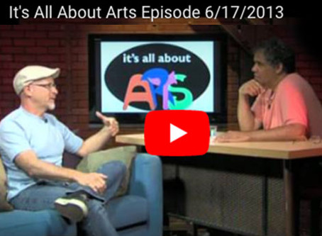 "Interview on ""It's All About Arts"""