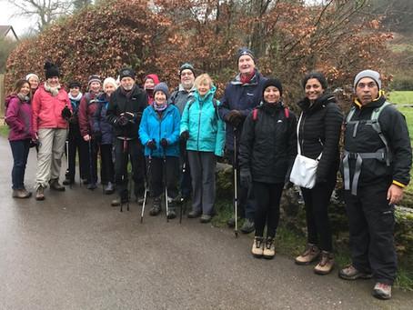 ALDAG walking group