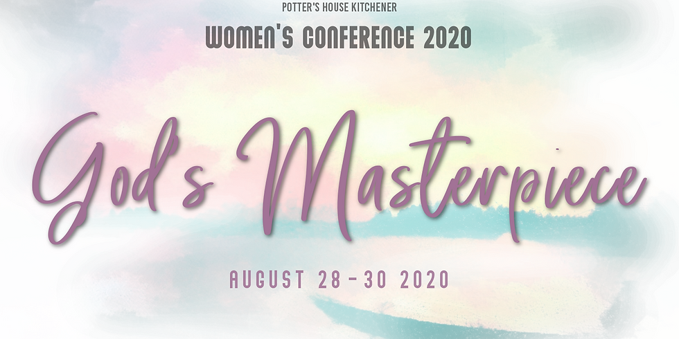 Women's Conference: God's Masterpiece