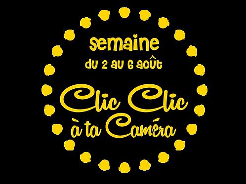 CLIC CLIC... À TA CAMÉRA / BOUCHERVILLE