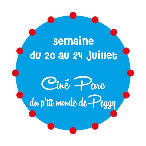 CINÉ-PARC DU P'TIT MONDE DE PEGGY / SAINT-AMABLE