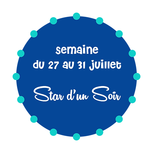 STAR D'UN SOIR / SAINT-AMABLE